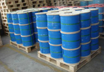 Rubberized Steel Wire