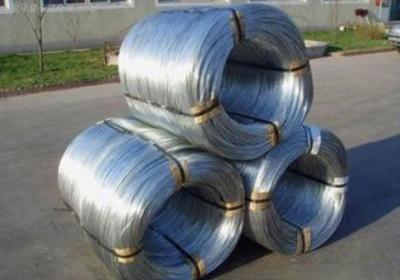 Hot Dip Zn-Al Alloy Steel Wire