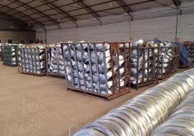 Galvanized steel wire manufacturing process