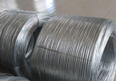 Hot Dip Zn-Al Alloy Steel Wire