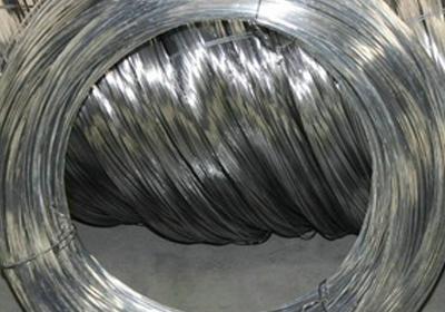 Galvanized steel wire gauge chart