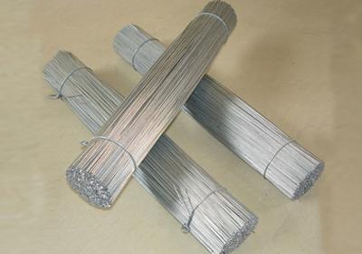 Galvanized steel wire uses