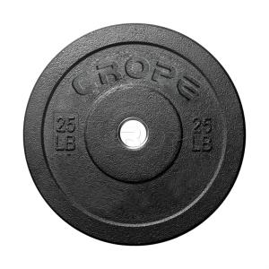 CR6019 Black Crumb Bump Plates
