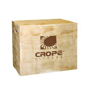 CR7002 Wood Plyo Box